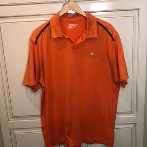Nike golf tour performance polo shirt